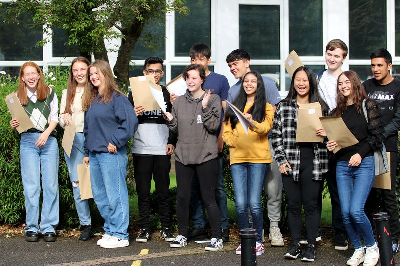 Class of 2021 – GCSE Results Day